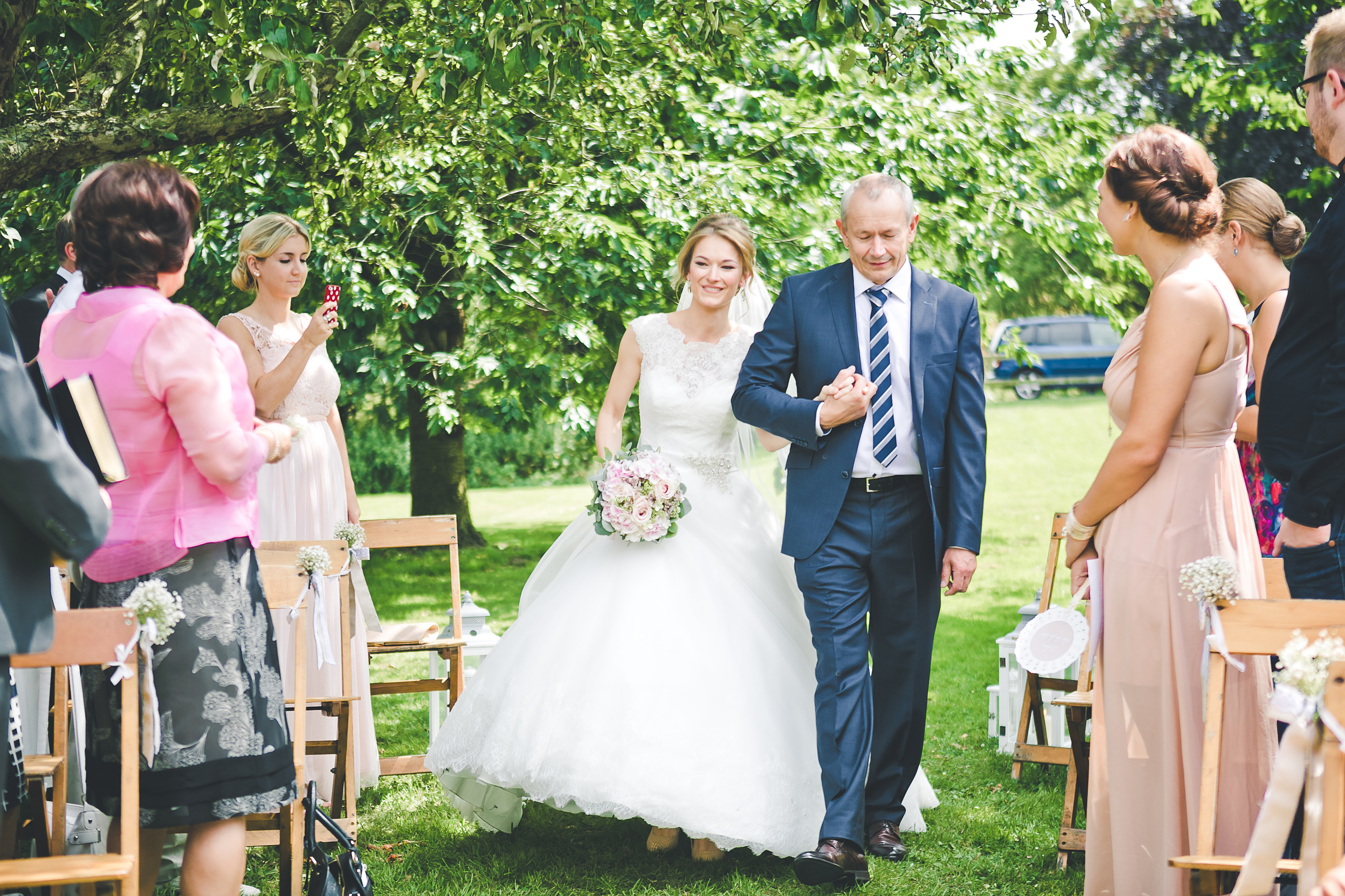 Lilly Andres Hochzeit